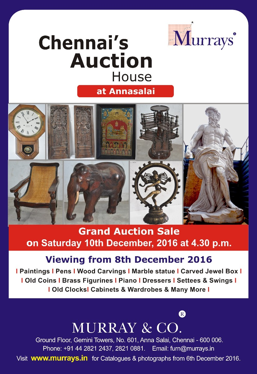 Murrays Auction