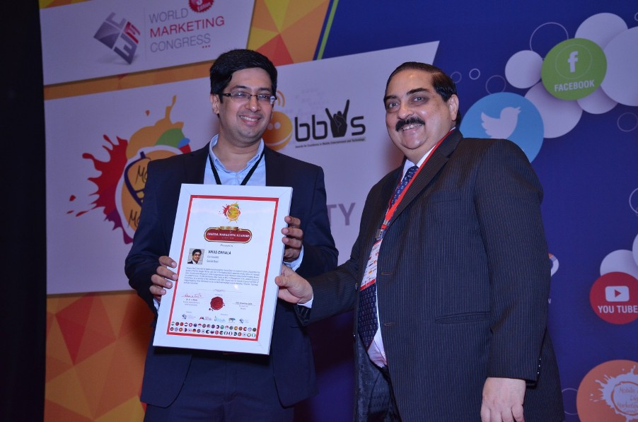 Digital-Marketing-Leader-Awards-Vikas-Chawla-Experts