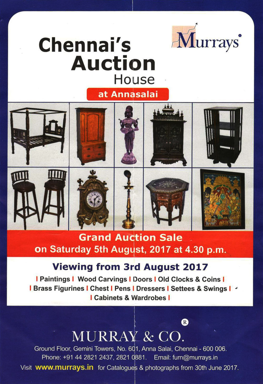 Chennai-Auction-House